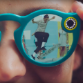 california design snapchat glasses
