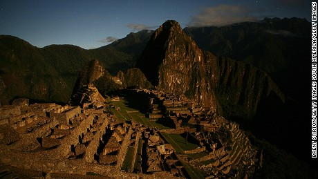 Machu Picchu night 101020324