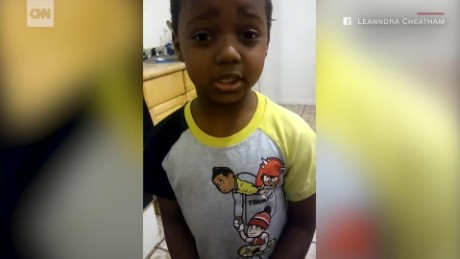 Boy's plea to end gun violence goes viral ORIG TC_00004911