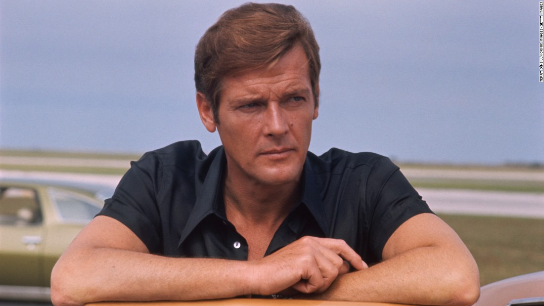 "<a href=""http://us.cnn.com/2017/05/23/entertainment/roger-moore-dies/index.html"" target=""_blank"">Roger Moore</a>, the actor famous for portraying James Bond in seven films between 1973 and 1985, died Tuesday, May 23, after a battle with cancer, according to his family. He was 89."