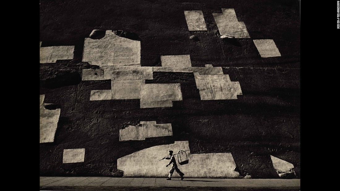 Fan Ho's approach to composition and use of shape have revolutionized the street photography genre