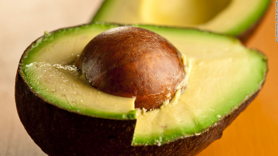 Avocados are an excellent source of heart-healthy fats, and fat fills us up fast, which can be beneficial in controlling hunger.
