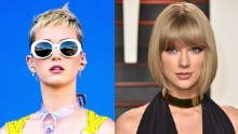Katy Perry explains Taylor Swift feud