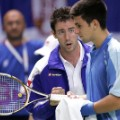 Dejan petrovic tennis coach novak djokovic