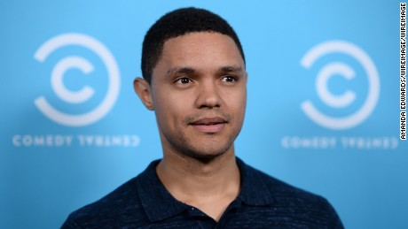 Comedian Trevor Noah attends Comedy Central's L.A. Press Day at the Viacom Building on May 23, 2017 in Los Angeles, California.