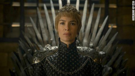 "Lena Headey as Cersei on ""Game of Thrones."""
