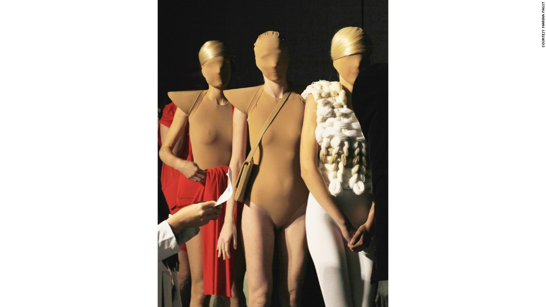 "<a href=""https://www.momu.be/en/tentoonstelling/margiela-de-hermes-jaren.html"" target=""_blank"">""Margiela: The Hermès Years""</a> (on until  explores how reclusive Belgian designer Martin Margiela's work at the French fashion house from 1997 to 2003 related to his output at his eponymous label. (Pictured: Maison Martin Margiela Spring-Summer 2009)"