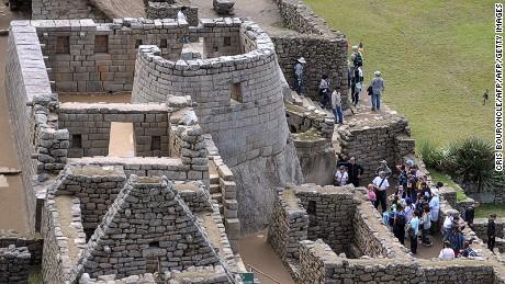 Machu Picchu-118263659