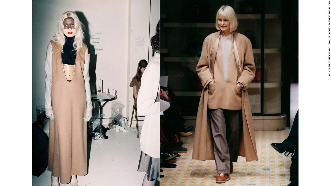 Maison Martin Margiela Autumn-Winter 1996 and Hermès Autumn-Winter 1998