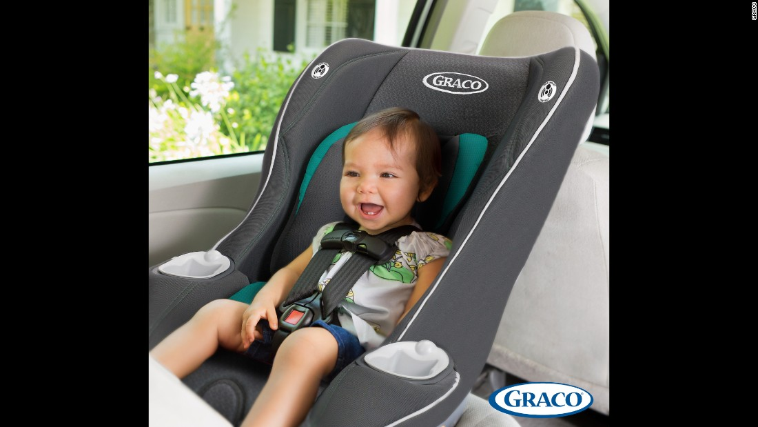 "Car seats are important to keep kids safe from birth through age 13. To <a href=""http://www.safercar.gov/parents/CarSeats/Car-Seat-Safety.htm?view=full"" target=""_blank"">make sure they're safe</a>, find the right car seat for your child's size; make sure it's installed correctly, whether it's front-facing or rear-facing; and stay on top of recalls by registering your car seat or look for <a href=""http://www-odi.nhtsa.dot.gov/recalls/childseat.cfm"" target=""_blank"">recalls from the National Highway Traffic Safety Administration</a>. <br /><br />In 2017, <a href=""http://www.cnn.com/2017/05/24/health/graco-car-seat-recall/index.html"">Graco recalled more than 25,000 My Ride 65 car seats</a> that might not adequately restrain children during a crash."