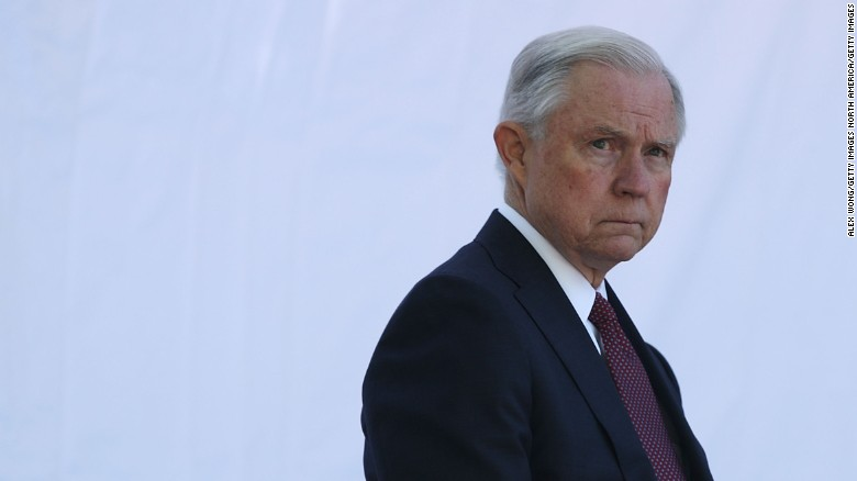 DOJ: Sessions didn't disclose Russia meetings