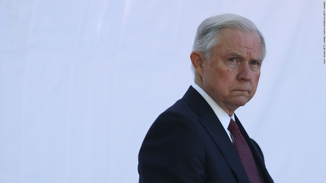 cnn.com - Manu Raju - First on CNN: AG Sessions did not disclose Russia meetings in security clearance form, DOJ says