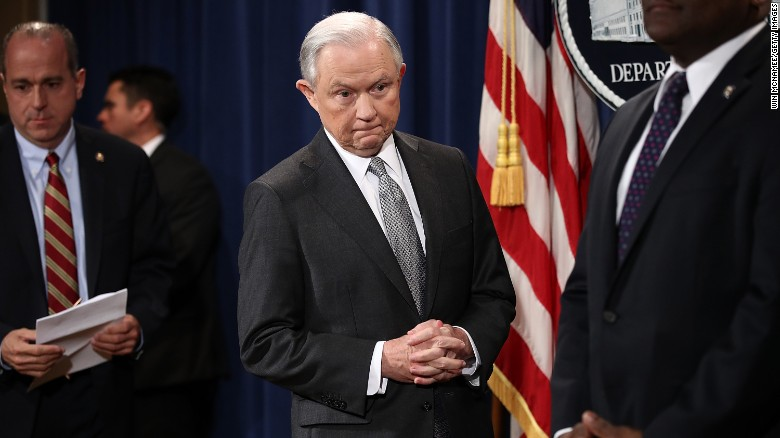 United States  attorney general Jeff Sessions to give evidence in Russian Federation  'meddling' probe