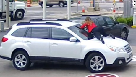 Woman hood car theft Wisconsin newday_00000000.jpg