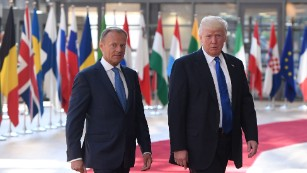 Will Trump change his mind about NATO?