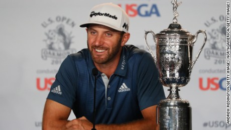 Dustin Johnson: Fed up with just being good