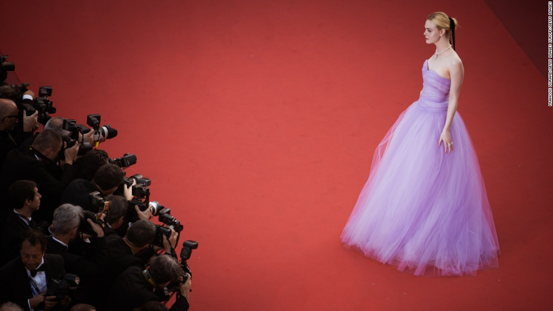 The red carpet at Cannes Film Festival has seen many a memorable moment over its 70-year history.