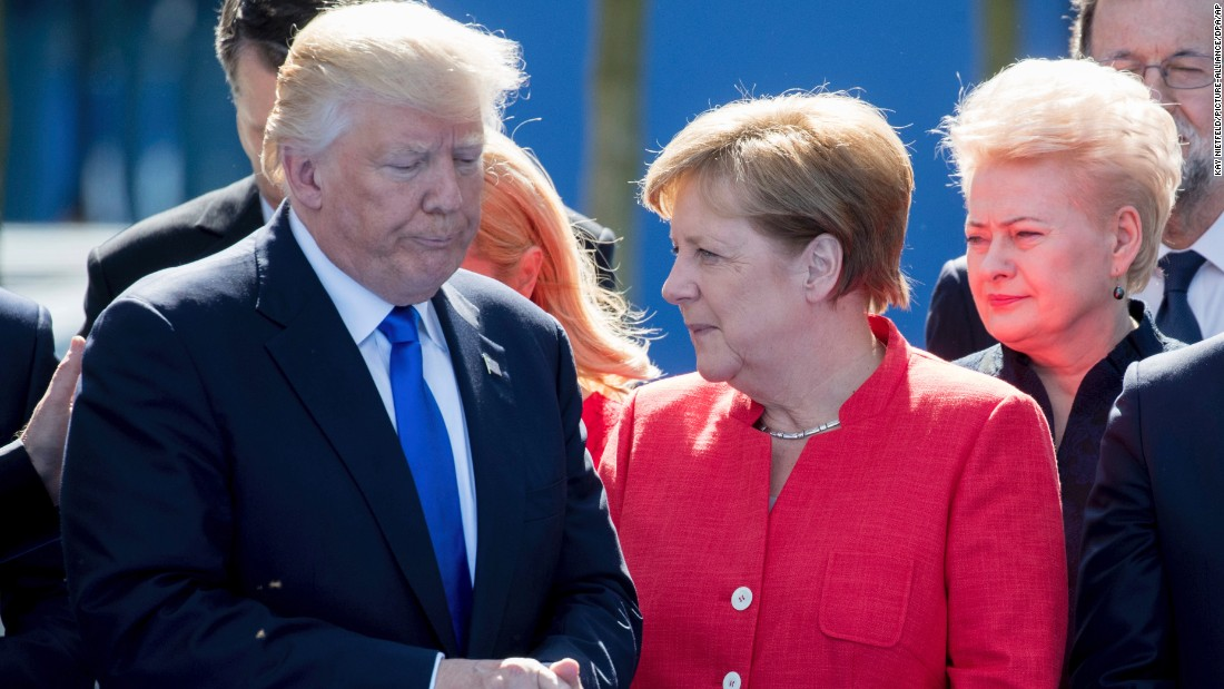 Trump And Europe Don T Mix And Consequences Are Real