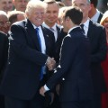 03 Donald Trump Emmanuel Macron 0525 RESTRICTED