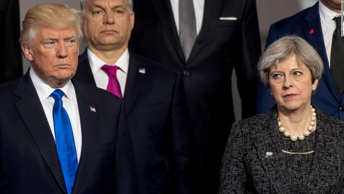 Tillerson to visit UK amid anger over intel leaks