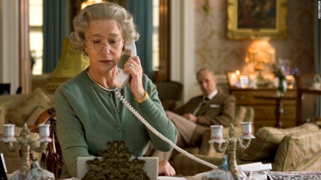 "<strong>""The Queen"":</strong> Helen Mirren stars as Queen Elizabeth II as she grapples with the aftermath of the death of Princess Diana. <strong>(Netflix) </strong>"