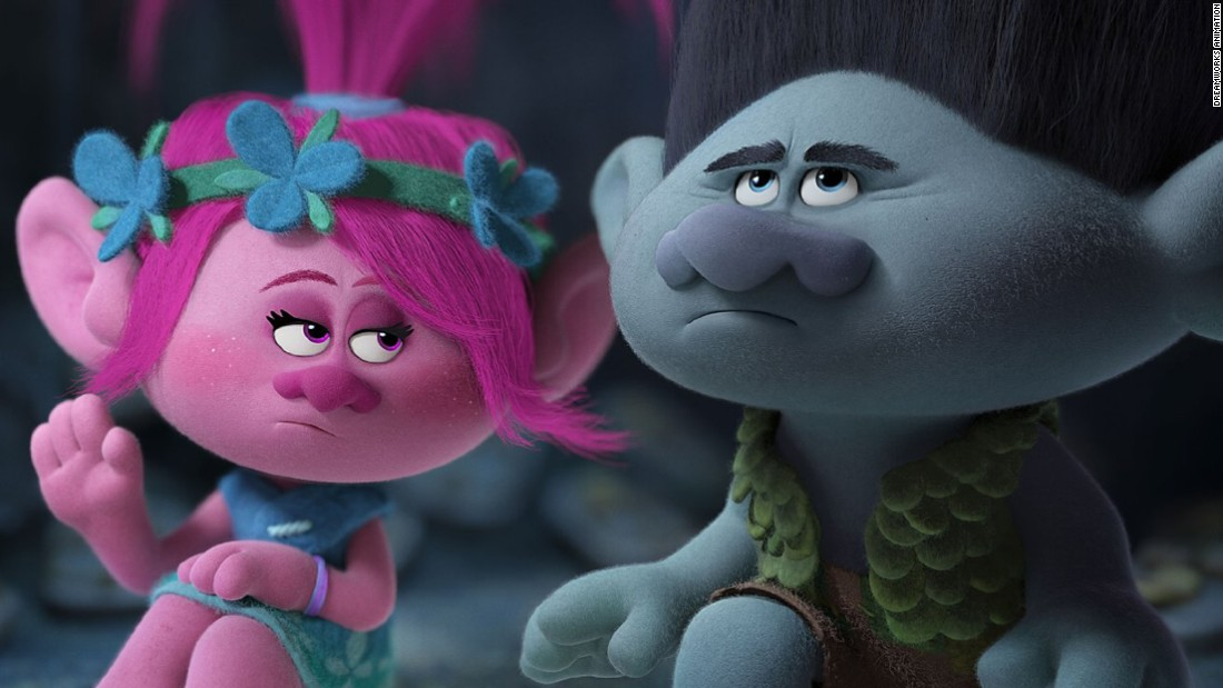 "<strong>""Trolls"": </strong>Anna Kendrick, Justin Timberlake and Zooey Deschanel are some of the star-studded voices in this animated film about the lives of a group of trolls. <strong>(Netflix) </strong>"