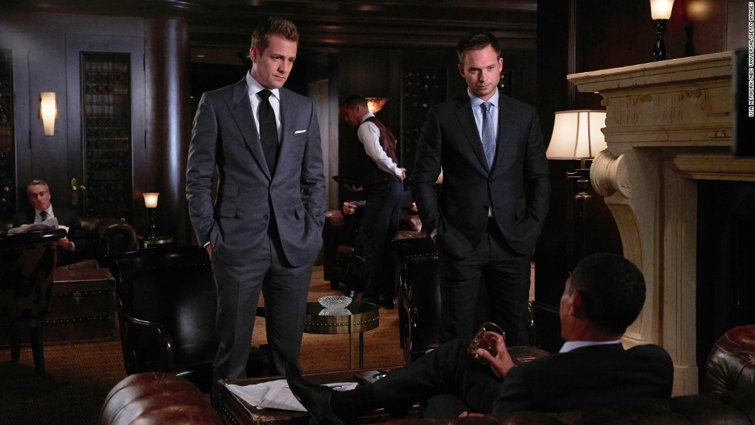"<strong>""Suits"" Season 6:</strong> This USA Network legal drama set in a fictional New York City law firm is a fan favorite. <strong>(Amazon Prime)</strong>"