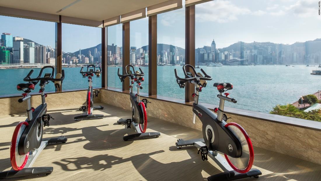 World s best hotel gyms cnn