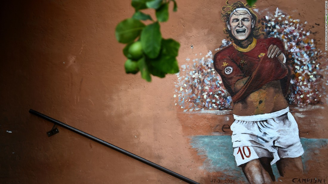 Image result for totti