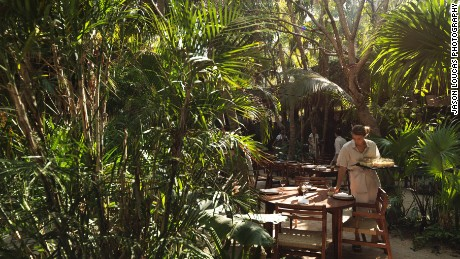 Tucked in the jungle of Tulum, Noma Mexico was an extremely sought-after reservation.