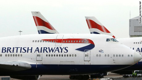"Air travelers faced delays Saturday, May 27, 2017 because of a worldwide computer systems failure at British Airways, the airline said. BA apologized in a statement for what it called an ""IT systems outage"" and said it was working to resolve the problem. It said in a tweet that Saturday's problem is global."