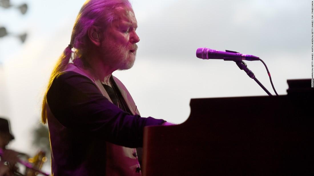 Music legend Gregg Allman dies at 69