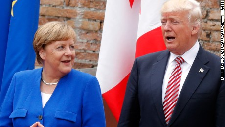 Cracks widen in US-Europe alliance