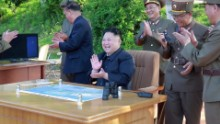 Japan vows action after N. Korea missle test