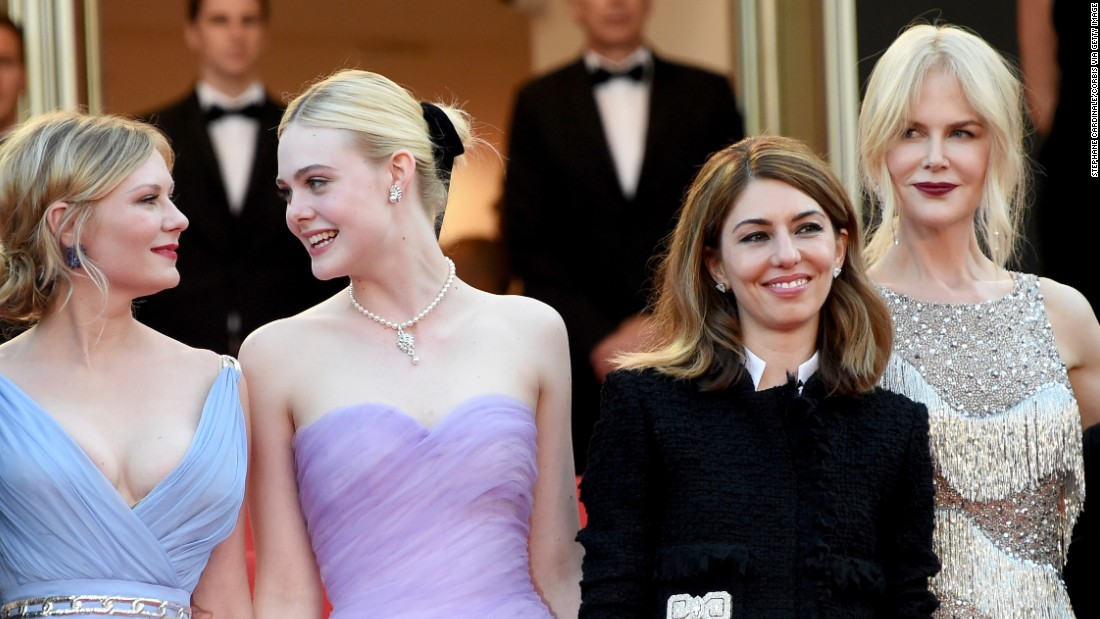 Sofia Coppola Becomes Second Woman To Win Cannes Director Prize