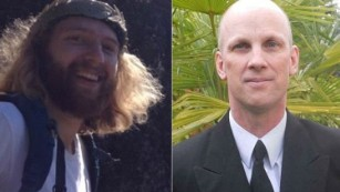 Taliesin Myrddin Namkai-Meche, 23, of Portland, and Ricky John Best, 53, of Happy Valley, died in Friday's attack.
