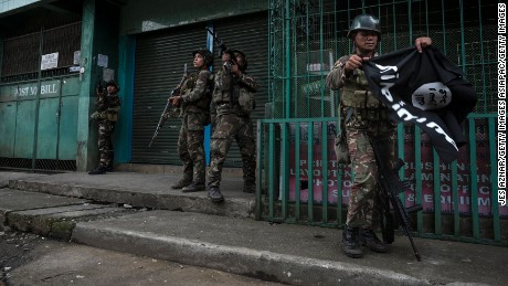 Duterte considers martial law across Philippines