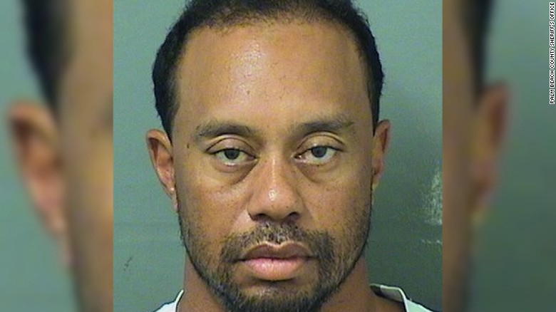 Tiger Woods blames DUI on pain meds
