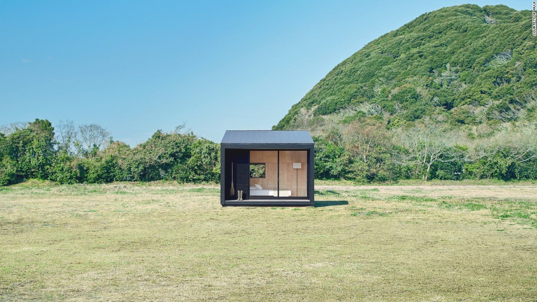 Known for their minimalist clothes and homegoods, Japanese retailer Muji have brought their aesthetic to prefab housing with Mujihut. The structure costs $27,000. <br />
