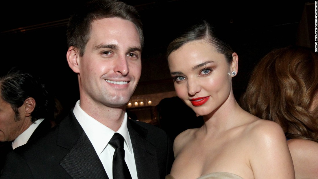 Miranda Kerr And Emmy Rossum Both Marry