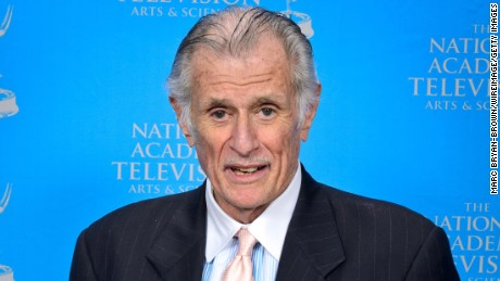 Frank Deford attends the 32nd annual Sport Emmy Awards at Frederick P. Rose Hall, Jazz at Lincoln Center on May 2, 2011 in New York City. (Photo by Marc Bryan-Brown/WireImage)