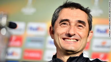 FC Barcelona president: Ernesto Valverde suits our style