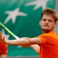 David Goffin forehand french open
