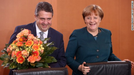 Merkel spokesman: Germany still seeking stronger U.S. ties