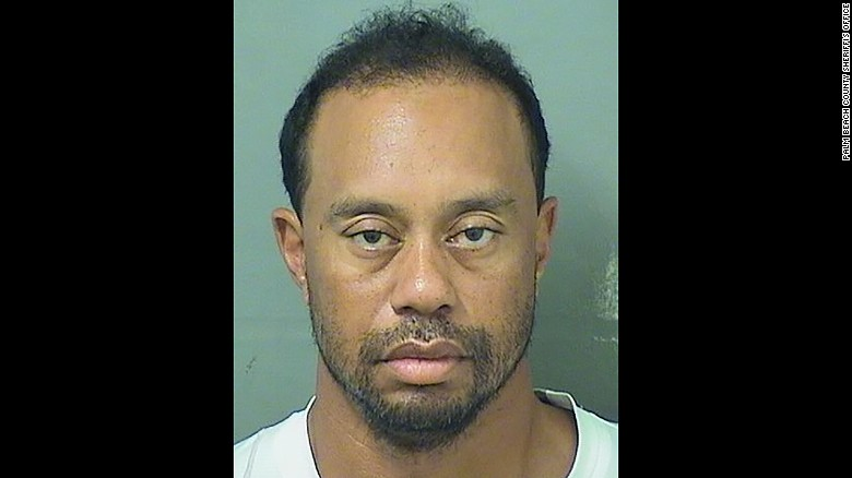 """Golf legend Tiger Woods <a href=""""http://www.cnn.com/2017/05/29/us/tiger-woods-arrested-dui/index.html"""" target=""""_blank"""">was arrested</a> Monday, May 29, on suspicion of driving under the influence. He was booked into a local jail in Florida and released a few hours later. Woods has changed the face of golf since his breakthrough Masters win in 1997, but injuries and off-course problems have blighted the latter years of his career."""