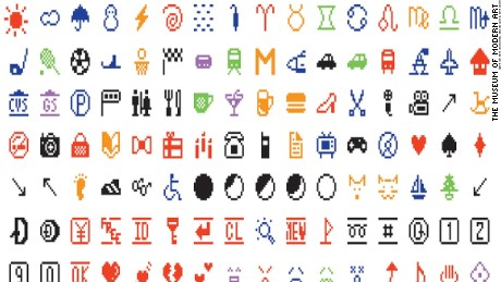 The power of the emoji, Japan's most transformative modern design