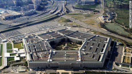 Pentagon still awaiting White House direction on transgender policy change