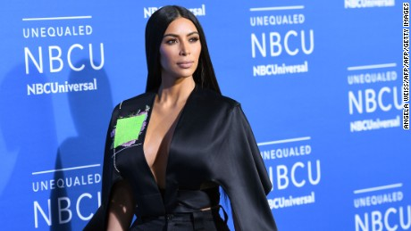 Kim Kardashian West has been criticized recently for her mothering.