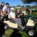Tiger Woods back injury cart 2015