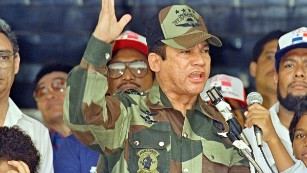 Manuel Noriega Fast Facts